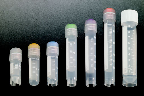 Simport Cryovial 174 Cryogeninc Vials Cryogenic Vials And