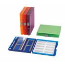 PREMIUM PLUS MICROSCOPE SLIDE BOX - 100 PLACE